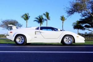 1989 Lamborghini Countach 25 ANNIVERSARY for Sale
