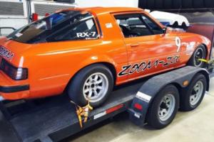 1983 Mazda RX-7 Modified for Racing
