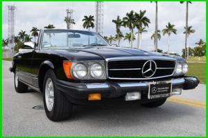 1984 Mercedes-Benz 300-Series Photo