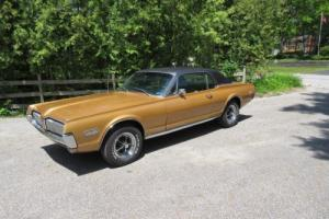 1968 Mercury Cougar DAN GURNEY SPECIAL EDITION
