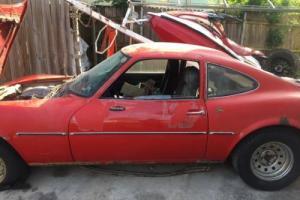 1971 Opel Vectra Photo