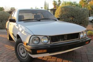 1982 Peugeot 505 TD