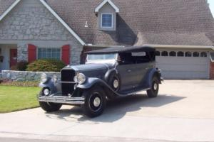 1930 Pierce-Arrow Model A