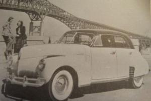 1941 Studebaker President