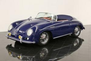 1957 Porsche 356 Speedster Photo