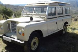 1978 Land Rover Series 3 109 Photo