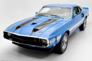 1970 Ford Mustang GT500 Mustang  Fastback