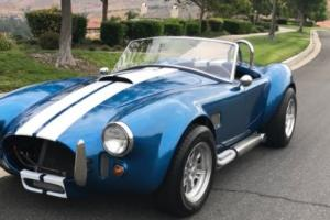 1965 Shelby AC COBRA Photo