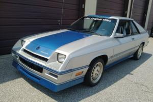1983 Dodge Charger Shelby Photo