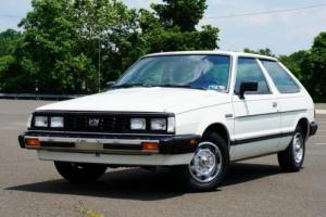 1984 Subaru GL GL Photo