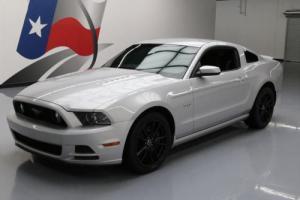 "2013 Ford Mustang 5.0 GT 6-SPEED SPOILER 19"" WHEELS"