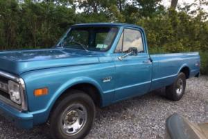 1969 Chevrolet Other Pickups c20