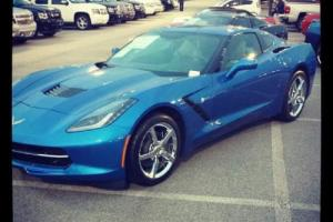2014 Chevrolet Corvette Stingray 2dr Coupe w/2LT