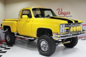 1981 Chevrolet Other Pickups 4WD Pickup