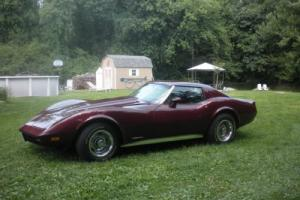 1974 Chevrolet Corvette Base