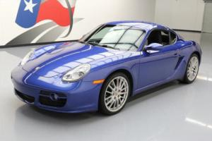 2008 Porsche Cayman S 6-SPEED HTD SEATS BOSE XENONS Photo
