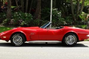 1973 Chevrolet Corvette C3 ROADSTER