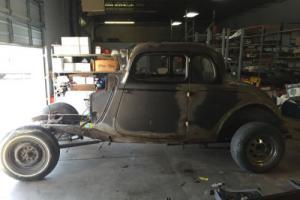 1933 Ford 5-WINDOW XXXXX