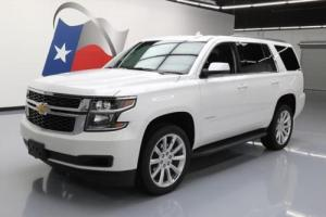 2017 Chevrolet Tahoe LT 4X4 SUNROOF LEATHER NAV DVD 22'S