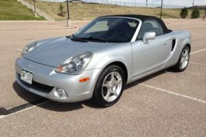 2003 Toyota MR2 Spyder