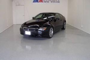 2007 BMW 6-Series 650i 2dr Coupe Coupe 2-Door Automatic 6-Speed