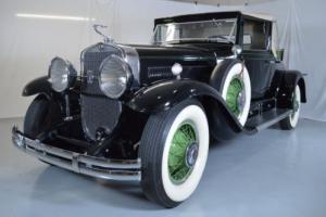 1930 Cadillac 353 Convertible Coupe -- Photo