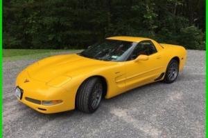 2001 Chevrolet Corvette Photo