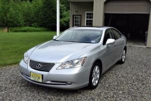 2007 Lexus ES 350 3.5L V6 CLIMATE LEATHER SUNROOF