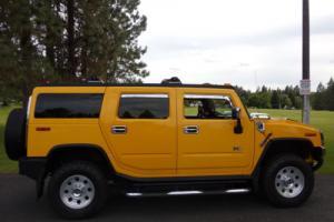 2004 Hummer H2 H1 H2 H3