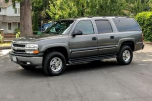 2001 Chevrolet Suburban Chevy, GMC, Suburban, 4x4, 454, 2500, 3500, Other,