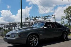 1987 Ford Mustang T top car