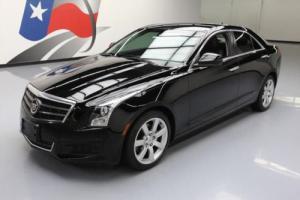 2014 Cadillac ATS 2.5L SEDAN HTD SEATS BOSE AUDIO