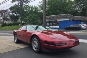 1993 Chevrolet Corvette 40 Year Anniversary