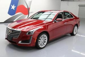2017 Cadillac CTS 2.0T LUX AWD PANO SUNROOF NAV