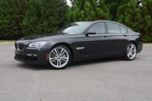 2014 BMW 7-Series 750i M-Sport