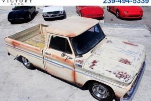 1965 Chevrolet C-10 -- Photo