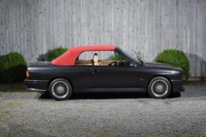 1989 BMW M3 Convertible -- Photo