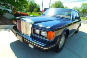 1988 Bentley Mulsanne S for Sale