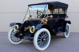 1912 Buick 35 Convertible Touring Antique Photo