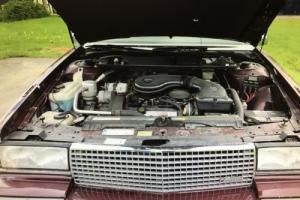 1988 Cadillac DeVille coupe deville