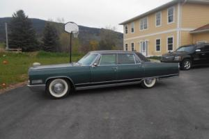 1966 Cadillac Fleetwood Photo