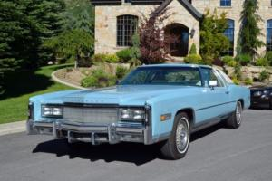 1977 Cadillac Eldorado Photo