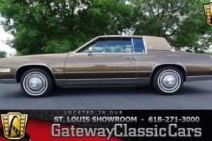 1979 Cadillac Eldorado -- Photo