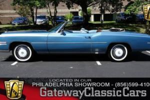 1976 Cadillac Eldorado -- Photo