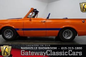 1971 Chevrolet Blazer --