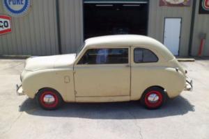 1947 Crosley Coupe -- Photo