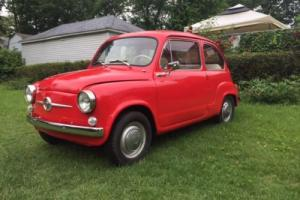 1960 Fiat 600 for Sale