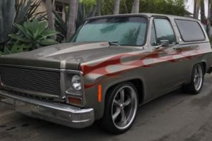 1973 GMC Jimmy Sierra Photo