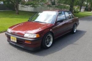 1989 Honda Civic Photo