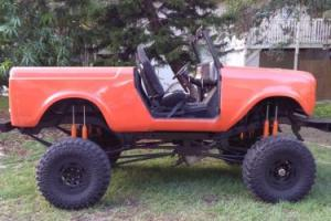 1970 International Harvester Scout Scout 800a